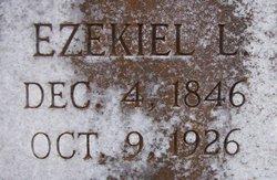 Ezekiel Lisbon Holland, Sr