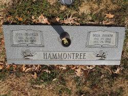 Delia Evelyn <i>Hooker</i> Hammontree