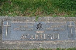 Bernice L. <i>Snyder</i> Acarregui