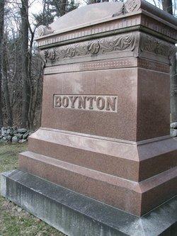 Nancy <i>Stowe</i> Boynton