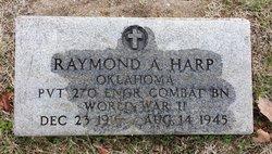 Pvt Raymond A. Harp
