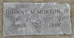 Johnny Marion Morton, Jr