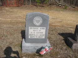 George Ann <i>Morrow</i> Goins