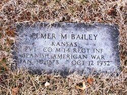 Elmer Melton Bailey