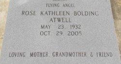 Rose Kathleen <i>Bolding</i> Atwell