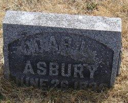 Joab L Asbury
