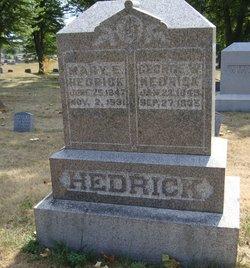 Mary Elizabeth <i>Harrell</i> Hedrick