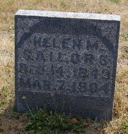 Helen M Sailors