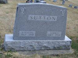 Josephine <i>Sparks</i> Sutton