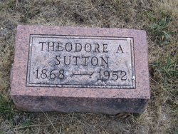 Theodore A Sutton