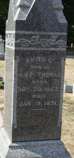 Amos L Thomas
