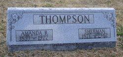 Amanda R <i>Spence</i> Thompson