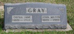 John Milton Gray