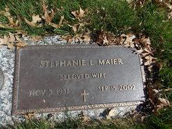 Stephanie L. <i>Tedys</i> Maier