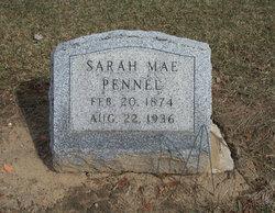 Sarah Mae <i>Heft</i> Overmire Pennel