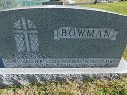 Hazel Katharine <i>Waters</i> Bowman