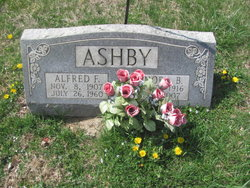Alfred Franklin Ashby
