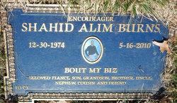Shahid Alim Burns