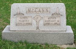 Francis L McCann
