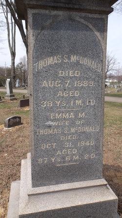 Thomas S. McDonald