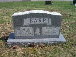 Robert C Barr