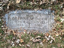 Corrine M <i>Thompson</i> Jauch