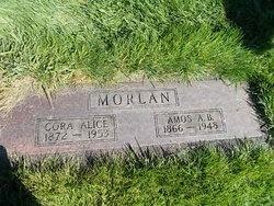 Amos Albert Bluford Morlan