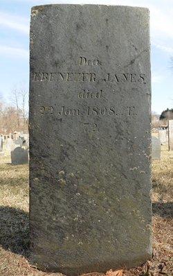 Deacon Ebenezer Janes