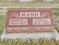 Andrew Jackson Mann