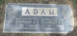 Shirley Ann Adam