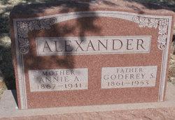 Annie A Alexander