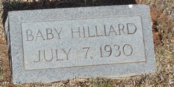 Baby Hilliard