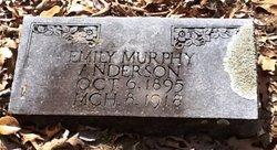 Emily <i>Murphy</i> Anderson