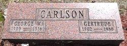 Gertrude <i>Wrigley</i> Carlson
