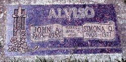 John A. Alviso