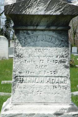 Hannah Adam