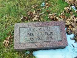 Roscoe Conklin RC Miller