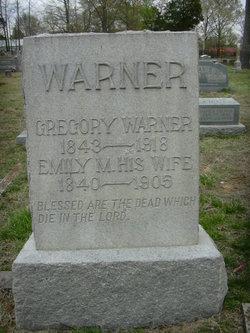 Gregory W. Warner