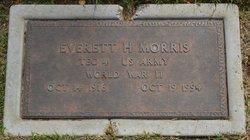 Everett Harry Morris
