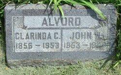 John W Alvord