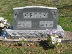 Lily M <i>Amore</i> Green