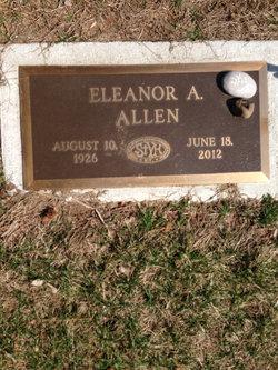 Eleanor Ann <i>Pabst</i> Allen