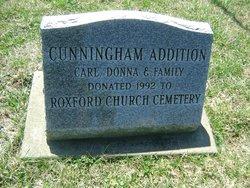 Roxford Church Cemetery