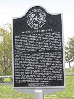 Marystown Cemetery