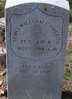 Pvt James William Cameron