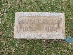 Mary <i>Barnhart</i> Barclay