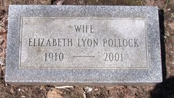 Elizabeth <i>Lyon</i> Pollock