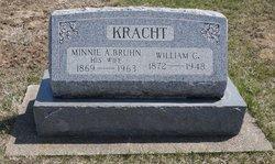 Minnie Augusta <i>Bruhn</i> Kracht
