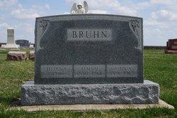 Alma Harriet <i>Rush</i> Bruhn
