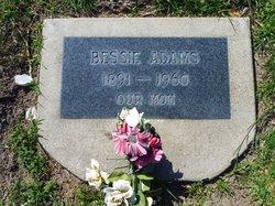 Bessie <i>Shipley</i> Adams